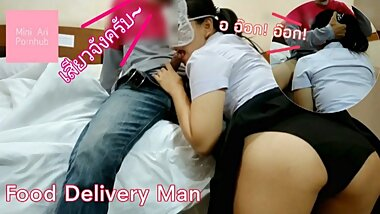 Thai Food delivery man ?????????????????????????????????????