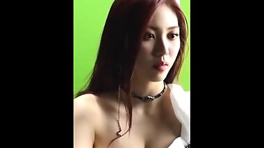 Let's Get Ready To Fap Over Eunbin's Super Yummy Cleavage