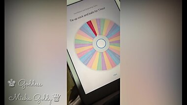 Snapchat session recording є 2 Spin the wheel - get 10 humiliation tasks!