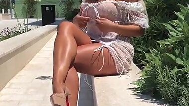 Mules, Heels and Boots - Blonde Milf edition 3