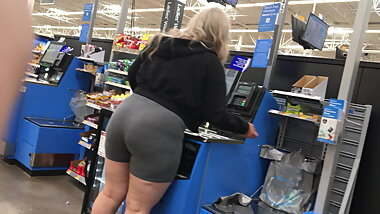 great ass in leggins